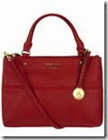 Fiorelli Red Mini Tote Bag