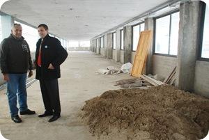 El intendente Juan Pablo de Jesús y Veteranos de Guerra inauguraron primeras instalaciones de Museo de Malvinas