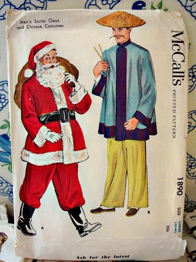 Treasure Trove santa costume (Medium)