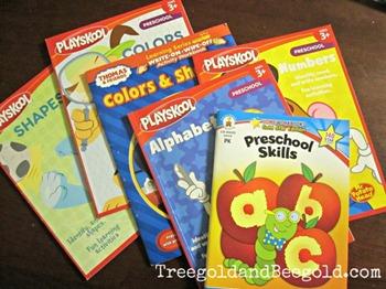 Pre-K-Books
