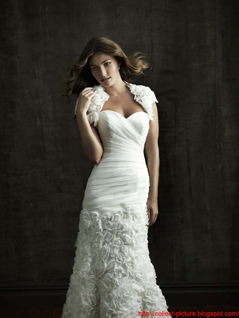 wedding dress white trends