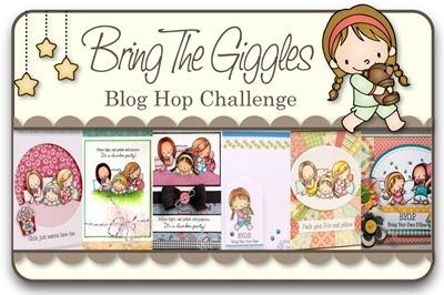 Bring The Giggles Blog Hop Challenge