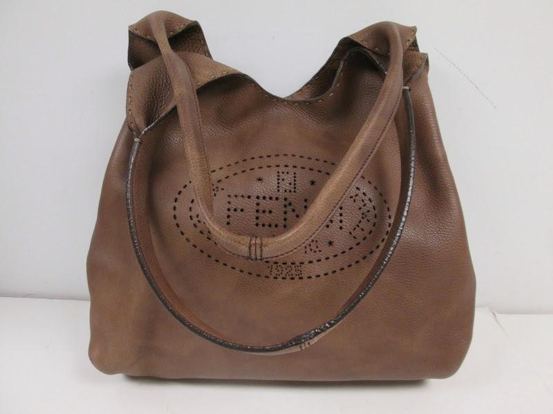 Fendi Selleria Handbag