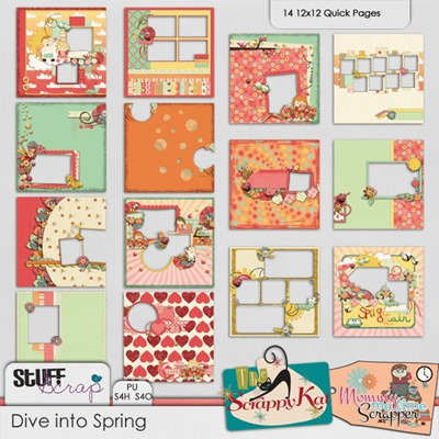 Dive Into Spring - Quickpages