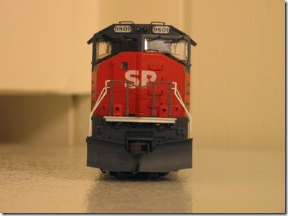IMG_0723 Athearn Genesis SD70M Southern Pacific #9809