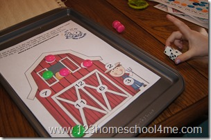 Math Activities: Counting and addition practice for Preschool