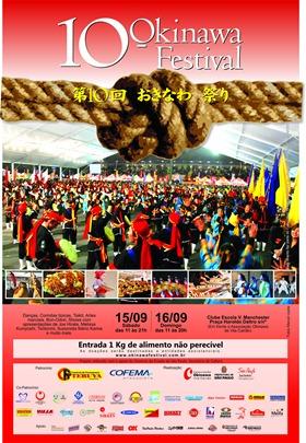 10º Festival de Okinawa