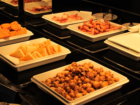 Sofitel Gatwick: Sofitel breakfast