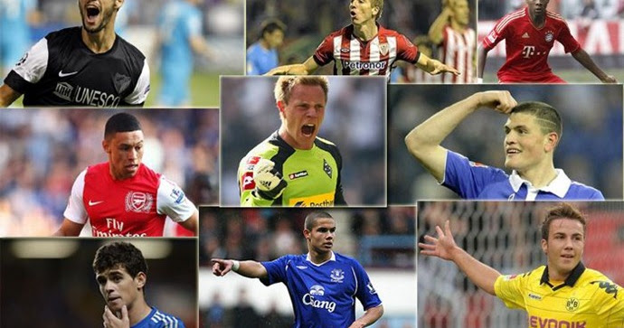 Football Manager 2013 Wonderkids and Young Talents