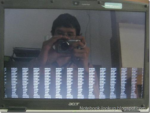 บันทึกอาการเสีย–Acer Aspire 4520 (nVidia) เปิดไม่ขึ้นภาพ จอลาย จอขาว
