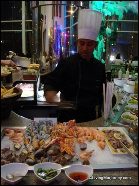 Acaci: Buffet Dining at Acacia Hotel (2)