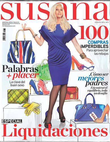 Leonardo sbaraglia en revista susana agosto 2014 tapa y for Revistas de chismes del espectaculo