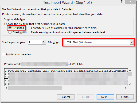 2557-04-08 17_08_57-Text Import Wizard - Step 1 of 3