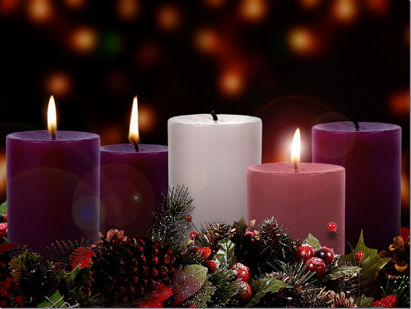 Third Week of Advent ~ The Candle of Joy