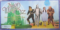 Wizard of Oz game box