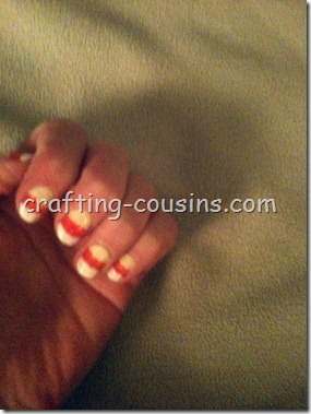 Candy Corn Nails (1)