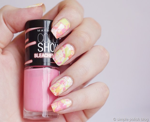 Nail-Art-Splatter-Nails-Bleached-Neons-4