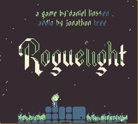 Roguelightタイトル