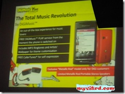 Digi - Sony Ericsson 4