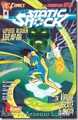 P00002 - Static Shock #2 - Disarme