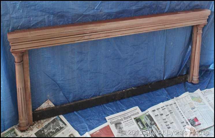 headboard frame 18