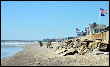 03k - Barrier Beach Trail - rocky coast south