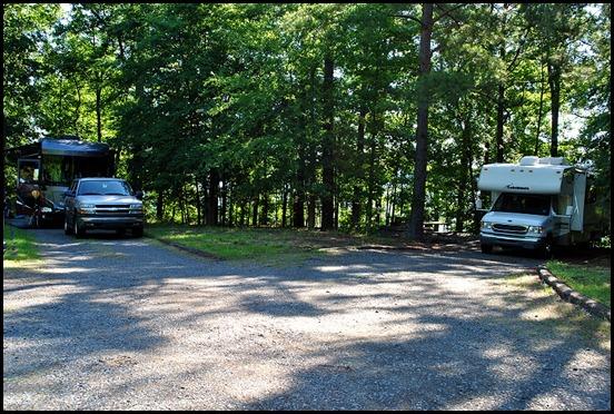 00 - Rolling View, Falls Lake, Site 17 & 16