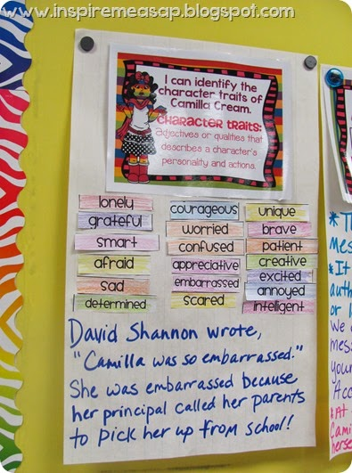 This blog post gives a wealth of information about how to implement close reading into your elementary classroom.
