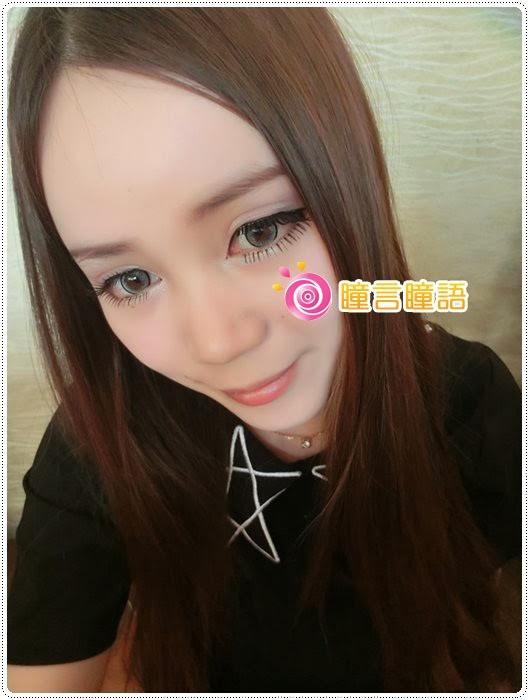 日本EOS隱形眼鏡-淚花銀灰12
