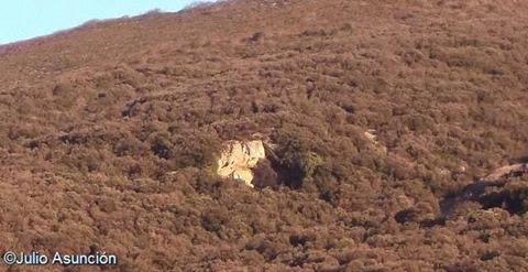 Cueva de Alaiz - Tiebas - Cuenca de Pamplona