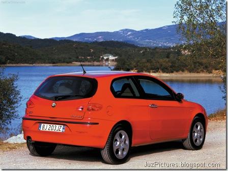 Alfa Romeo 147 JTD 16V (2002)4