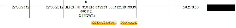 Bukti Pembayaran Digieclub.com (Pembayaran Keduabelas)