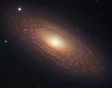 galáxia espiral NGC 2841