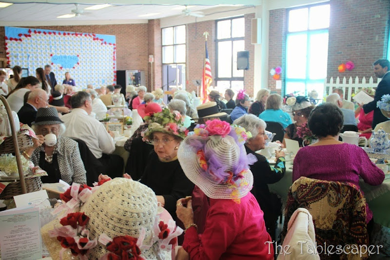 Senior Citizen Tea - The Tablescaper5