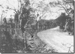 carretera El Valle-Sabana 1945