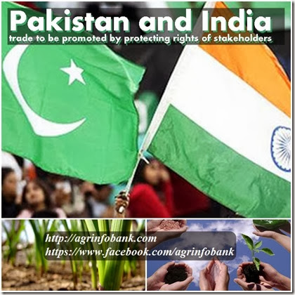 Pakistan and India trade to be promoted by protecting rights of stakeholders
