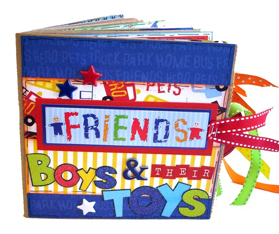 Friends Boys Toys 1