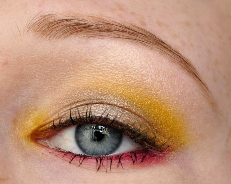 disney dumbo inspired makeup look bright sugarpill 2