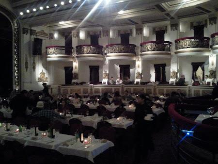 Imagini Buenos Aires: La Piazzolla inainte de spectacol