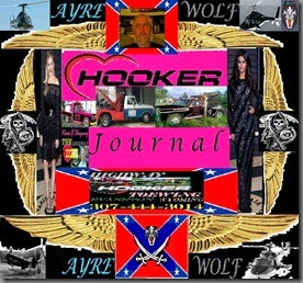 hooker journal