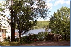 7028 Doe Lake Campground Rizzort - walk around campground - view of Doe Lake