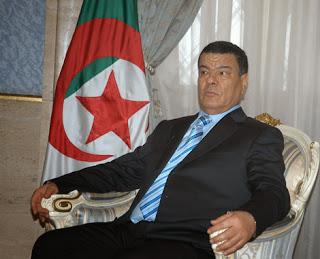 Attaque de Saidani contre le DRS, La réplique «diplomatique»de Bensalah