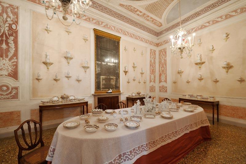 Museo Sala da pranzo ©Cristiano Corte