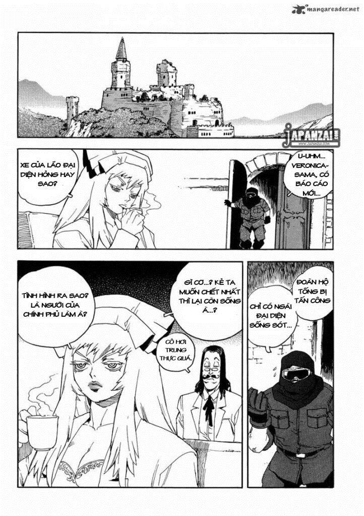 Aiki chap 89 - Trang 17