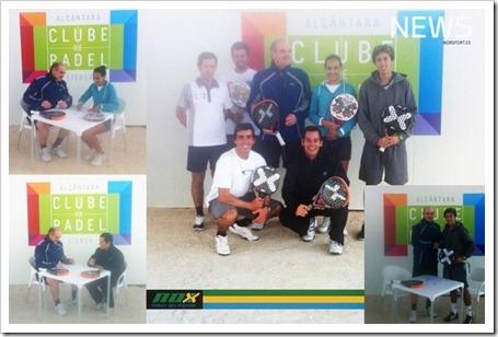 NOX refuerza su apuesta en Portugal fichando a cuatro de los mejores jugadores lusos.NOX refuerza su apuesta en Portugal fichando a cuatro de los mejores jugadores lusos.