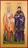 Св. Кирилл и Мефодий