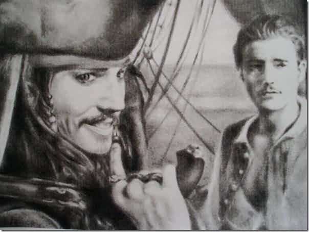 dibujos piratas del caribe (59)