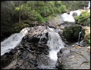 Irupu falls
