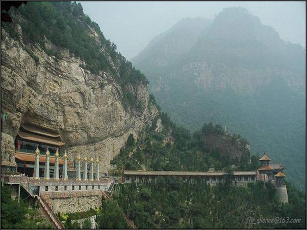 جبال الصين 2