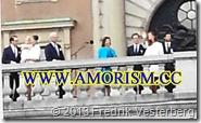20130915_151235 (1)  Kung Carl XVI Gustaf 40 årsjubileum. Kungafamiljen. Med amorism